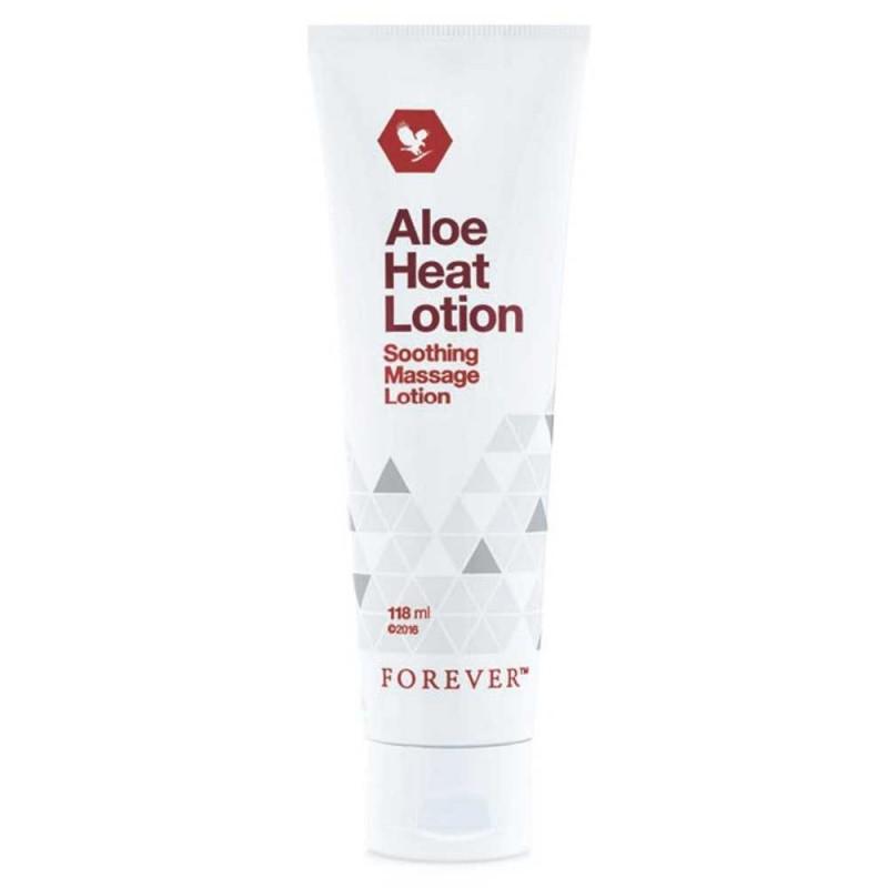 Forever Aloe Heat Lotion - melegítő masszázskrém 118ml