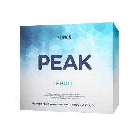 Flavon Peak Fruit koncentrátum 30 * 10 g