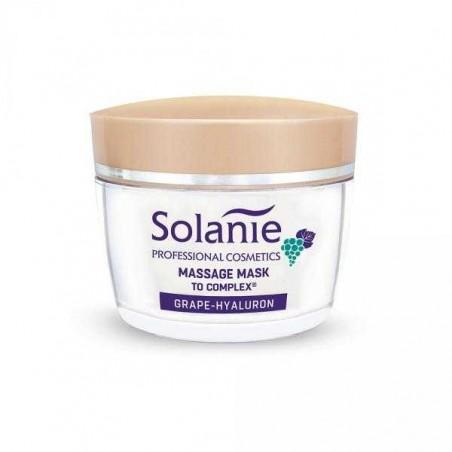 Solanie Szőlő-hialuron TO Complex mélyhidratáló masszázsmaszk 50 ml