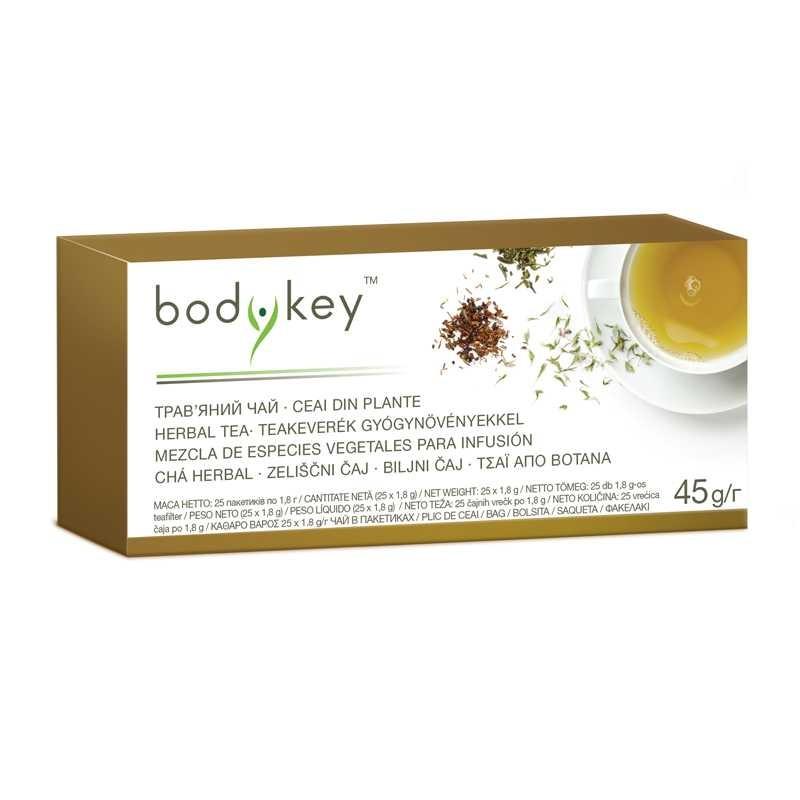 Teakeverék gyógynövényekkel bodykey™ 45g