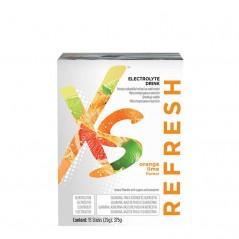 Amway Electrolyte Drink XS ™ Narancs ízű  15 tasak x 25 g / 375 g