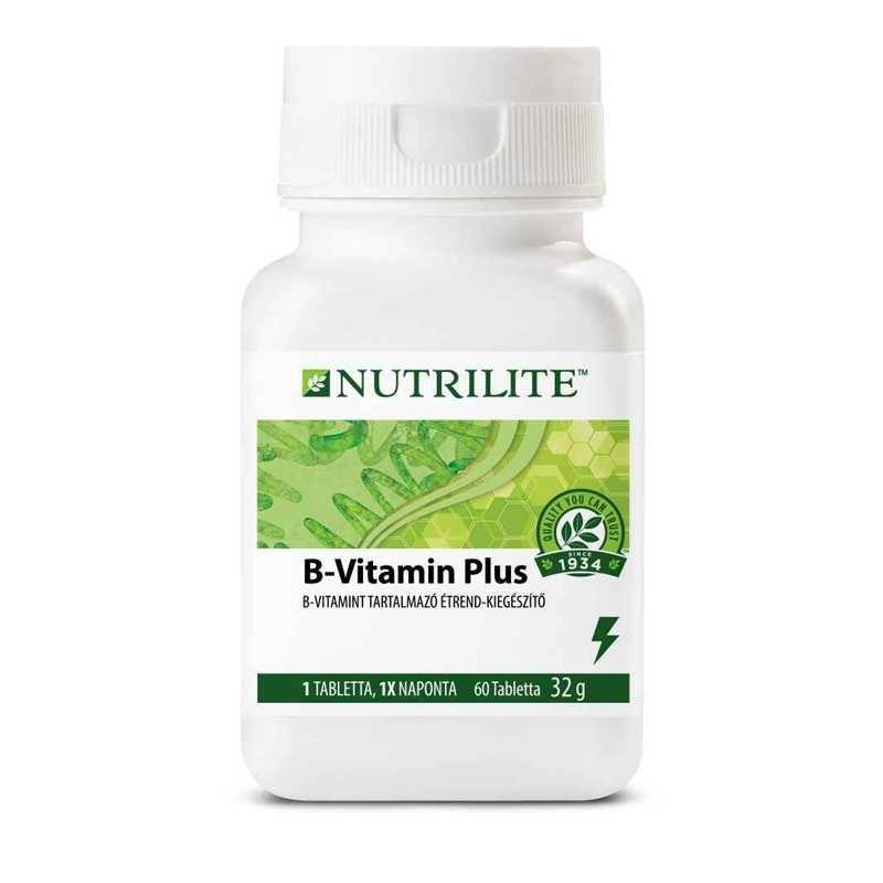 Amway NUTRILITE™ B-vitamin Plus 60 tabletta