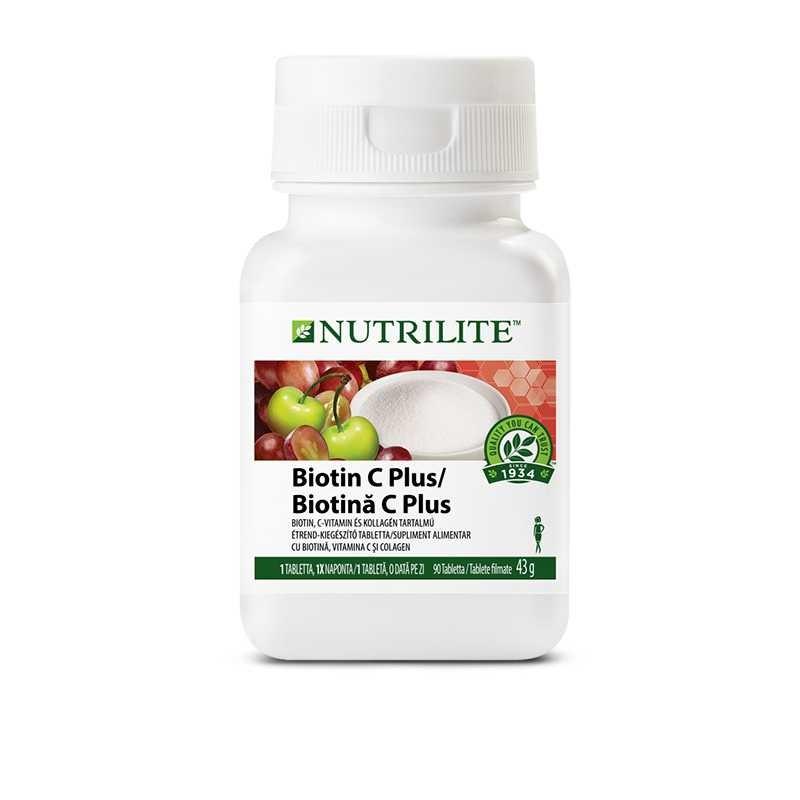 Amway Biotin C Plus 90 tabletta