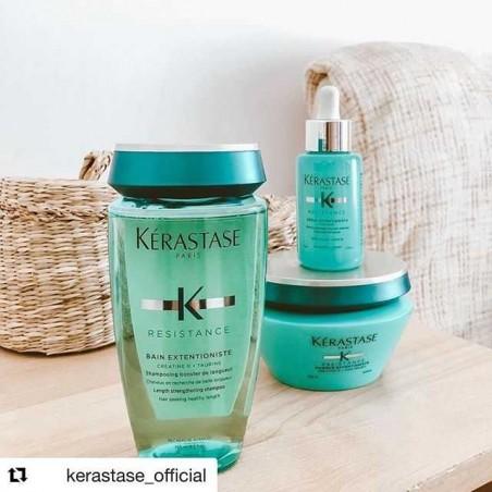 Hajnövesztő csomag – Kérastase Extentioniste termékekből