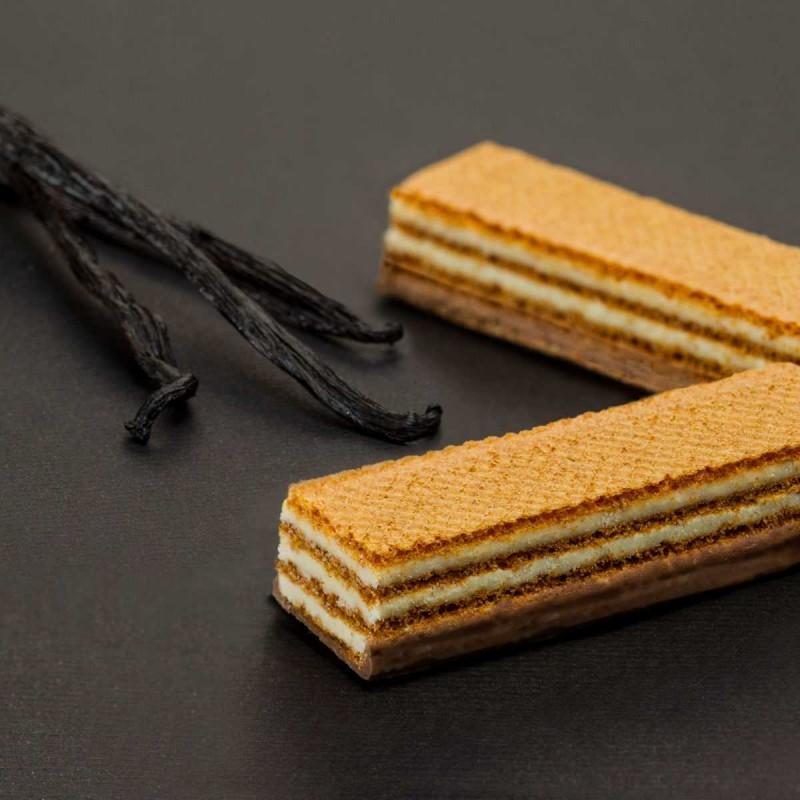 Vaníliás ízű töltelékkel (75%) töltött nápolyi nápolyi 42g