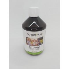 Biocom SCD HERBAL 500 ml...
