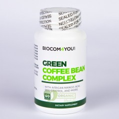 Biocom Green Coffee Bean...